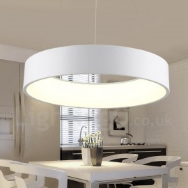 Dimmable LED Modern / Contemporary Nordic Style Pendant Ceiling Lights with Remote Control for Bathroom, Living Room, Study, Kit