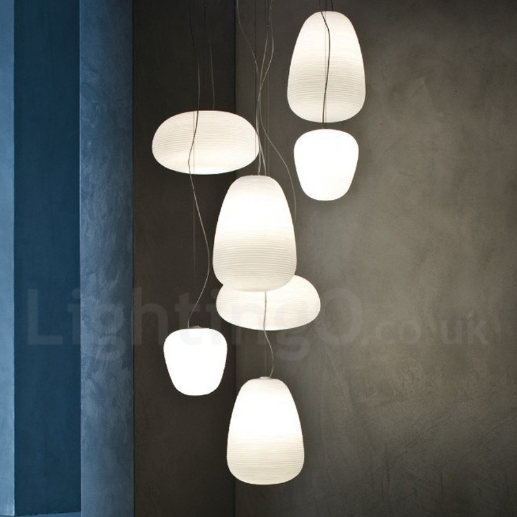 Ceiling Lamp Shades For Living Room: 1 Light Modern / Contemporary Pendant Light Ceiling Lamp