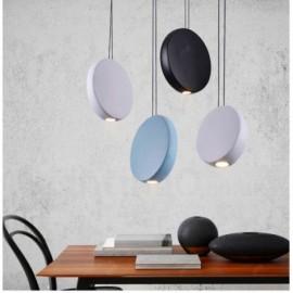 Modern / Contemporary 1 Light Aluminum Alloy Pendant Light with Aluminum Alloy Shade for Living Room, Dinning Room, Bedroom, Hotel