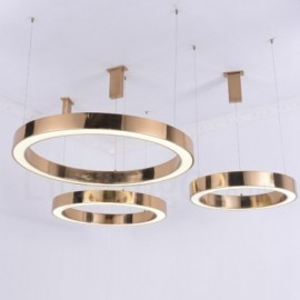 Modern / Contemporary 1 Light Steel Pendant Light with Acrylic Shade for Living Room, Dinning Room, Courtyard, Bedroom, Hotel