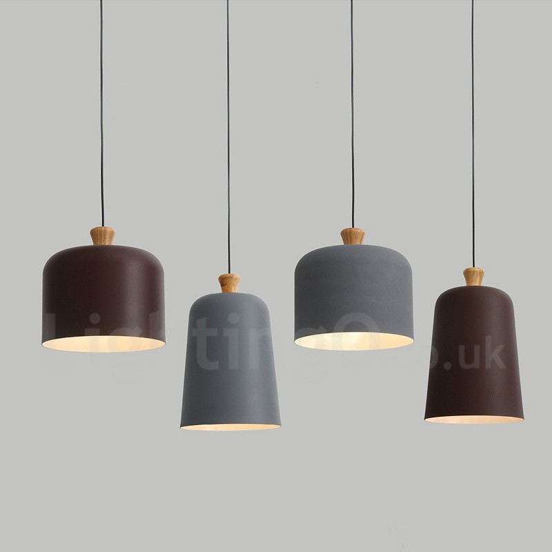 Modern / Contemporary 1 Light Aluminum Alloy Pendant Light