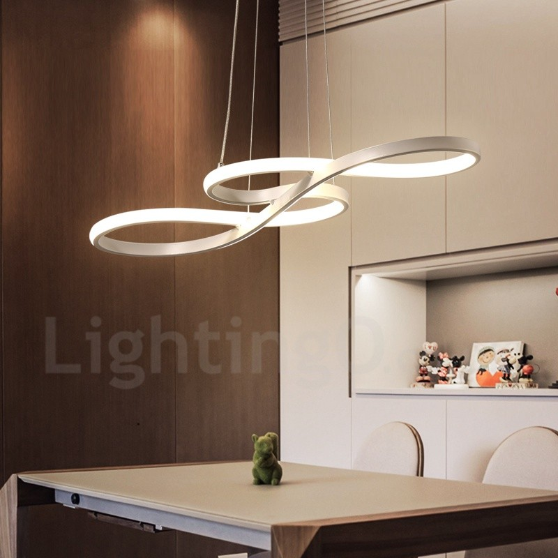 Modern contemporary light aluminum alloy pendant light with modern contemporary light aluminum alloy pendant light with acrylic shade for living room dinning mozeypictures Image collections