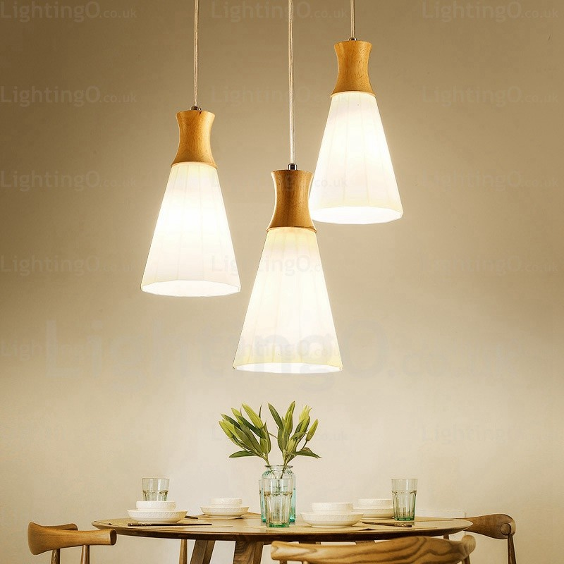 1 Light Modern/Contemporary, Nordic Pendant Lights With