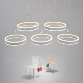 2 Light Modern/Contemporary Pendant Lights with Acrylic Shade for Living Room, Dining Room, Storeroom, Bedroom, Hotel