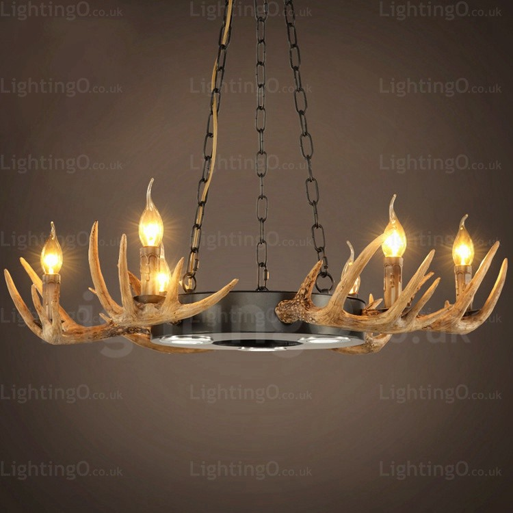 lighting for bedroom 9 light vintage retro rustic antler chandelier pendant 12117