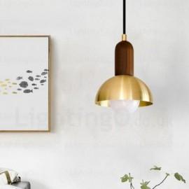 1 Light Nordic Pendant Lights for Dining Room, Bar, Cafes
