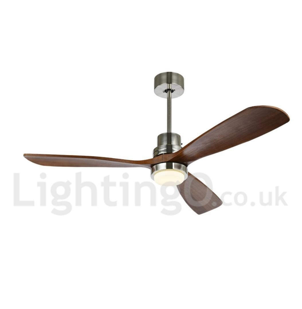 """36"""" 42"""" 52"""" Nordic Modern Contemporary Ceiling Fan"""
