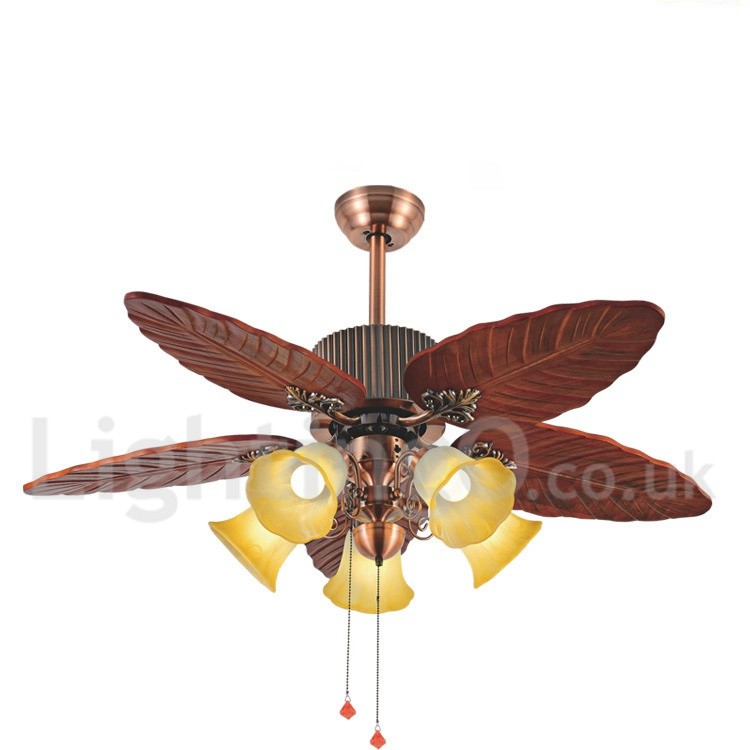 48 Quot Country Retro Rustic Lodge Vintage Ceiling Fan