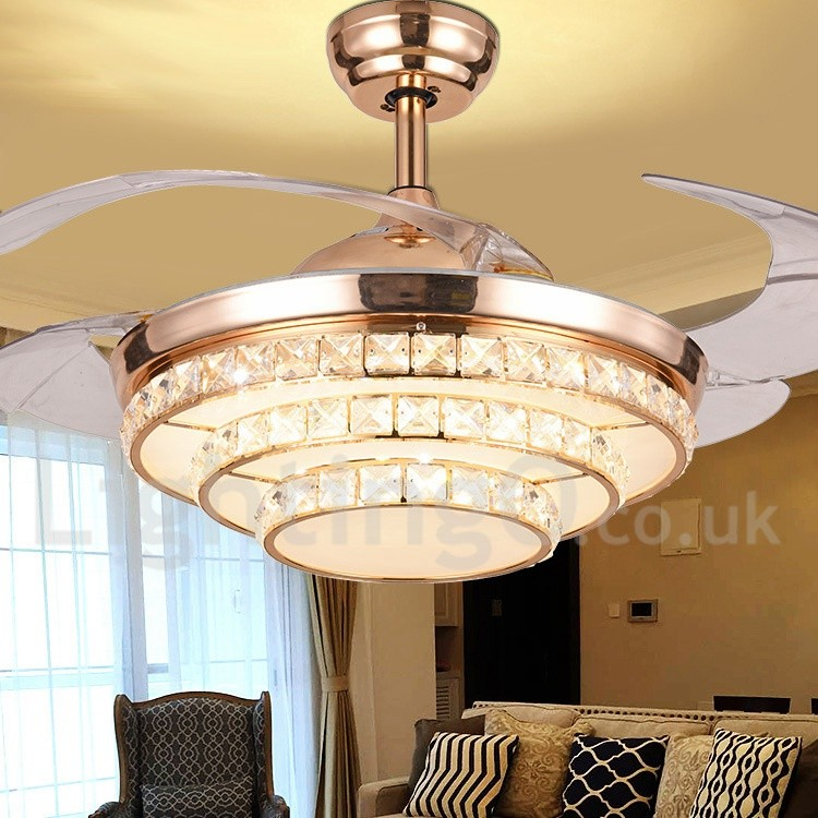 42 Quot European Style Modern Contemporary Ceiling Fan