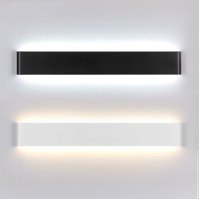 Long moderncontemporary led wall lamps sconces for indoor metal long moderncontemporary led wall lamps sconces for indoor metal wall light 90 aloadofball Choice Image