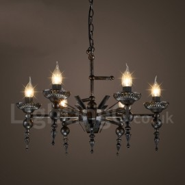 Industrial style chandeliers factory inspired look lighting industrial style steel lighting living room study dining room clothing store coffee aloadofball Images