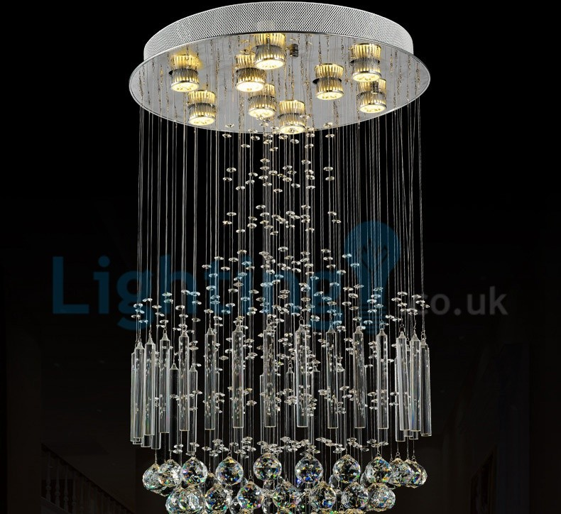 Modern Contemporary Chandelier Flush Mount Led Pendant