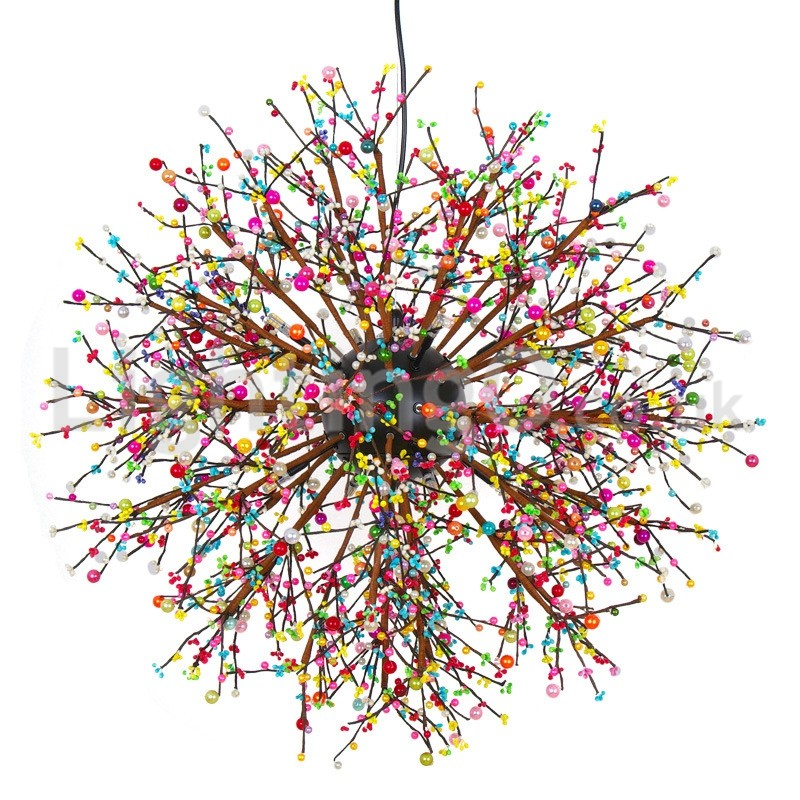 Nordic dandelion chandelier dining room bedroom childrens room nordic dandelion chandelier dining room bedroom childrens room color chandelier aloadofball Image collections
