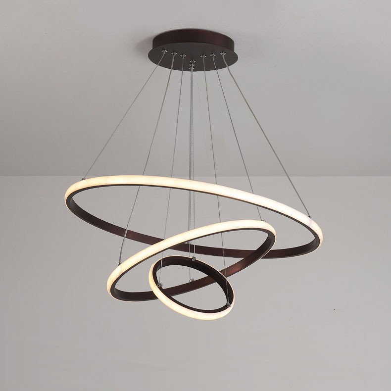 New 4 Lamp Chandelier Round Drum Shade Teardrop Crystal Chandelier Dia 20