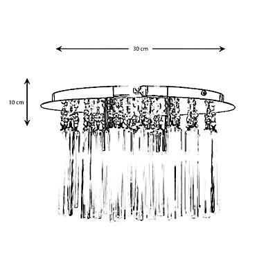 semi flush mount ceiling lights restoration glass pendant