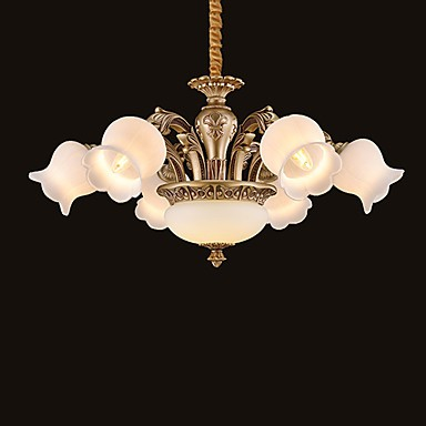 Modern/Contemporary LED Others Metal Chandeliers Living Room / Bedroom / Dining Room / Study Room/Office