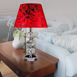 Crystal Table Lamps, Modern/Comtemporary Crystal