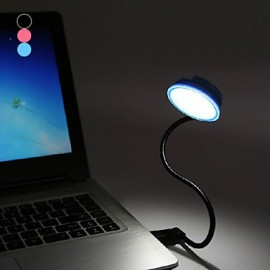 Modern Creative Portable Foldable Collapsible Multicolor USB LED Desk Reading Lamp Table Lamp