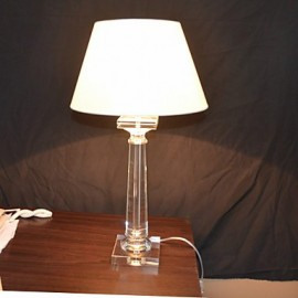 60W Modern Table Lamp with Fantastic Crystal Stand