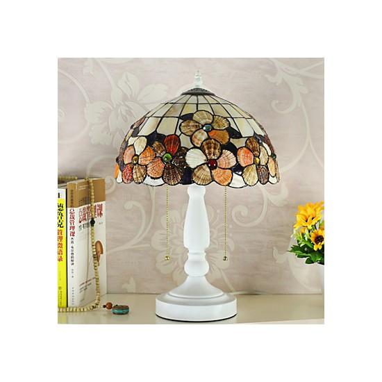 Ou Deep Sea Shell Lamp Romantic Creative Desk Lamp Of