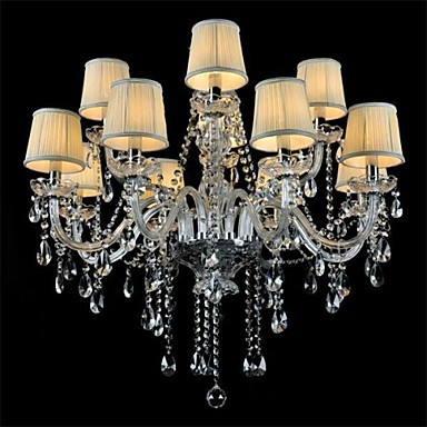 Maximum 60 W Modern/Contemporary / Traditional/Classic / Country / Globe / Drum / Island Crystal / Mini Style Others Glass Chandeliers