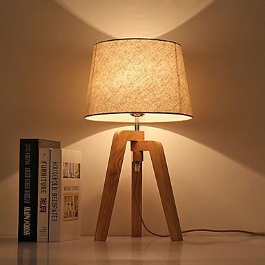 Solid Wood Nordic Ikea Study Decorative Lighting Lamp
