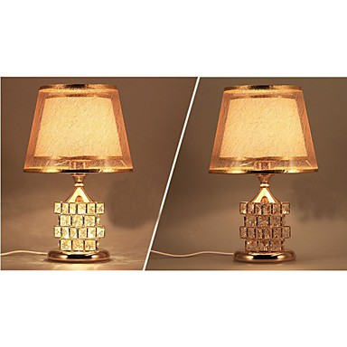 Crystal european style luxury wedding table lamp lightingo crystal european style luxury wedding table lamp aloadofball Image collections