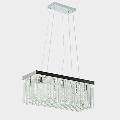 MAX40W Modern/Contemporary Crystal Crystal Chandeliers Living Room / Bedroom / Dining Room / Study Room/Office / Kids Room / Hallway
