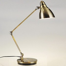Swing Arm Table Lamps, Modern/Comtemporary Metal