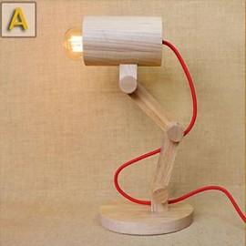 Woodwork Wood Decoration Lamp